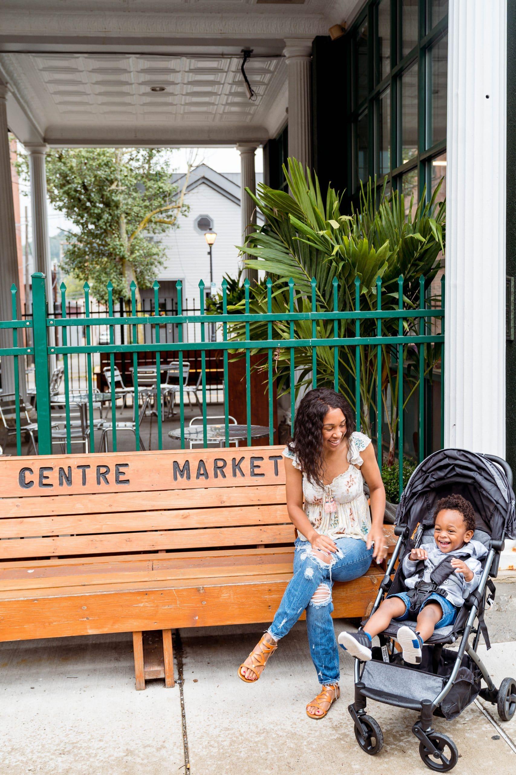 livinglesh centre market wheeling wv