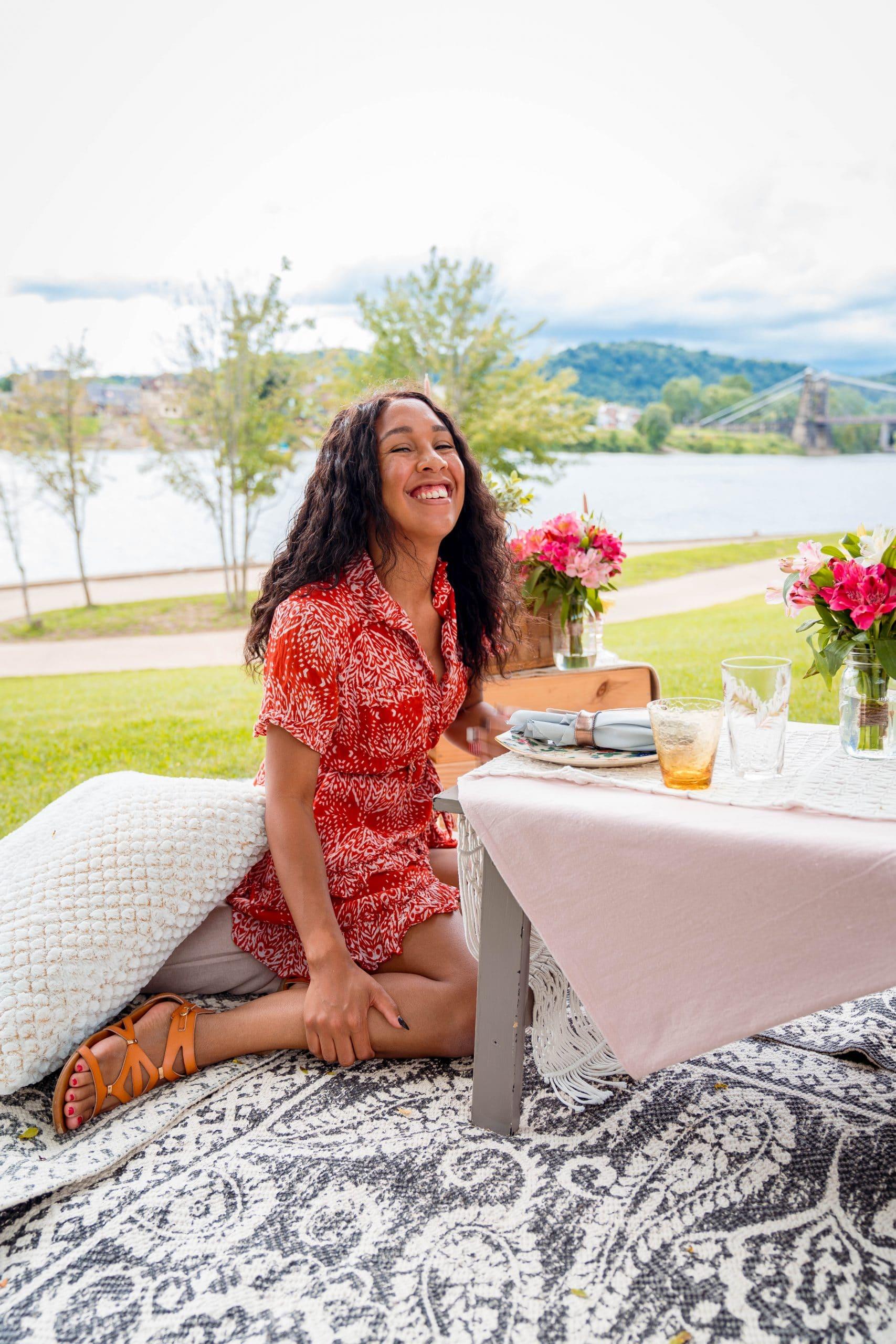 livinglesh luxury picnic wheeling west virginia