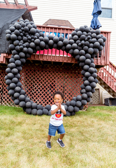 Carter's Mickey Mouse Clubhouse Birthday Party