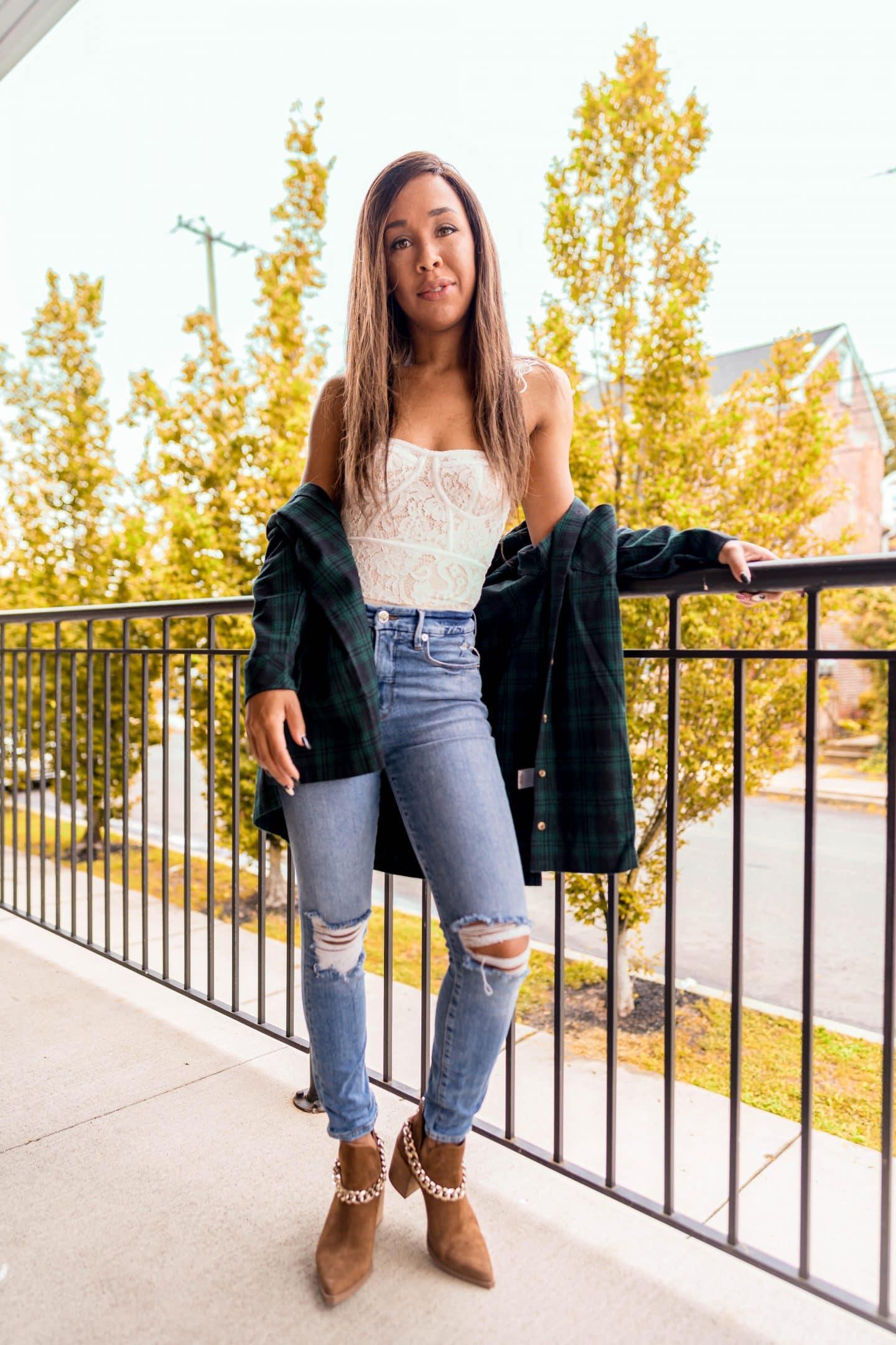 livinglesh lace bodysuit