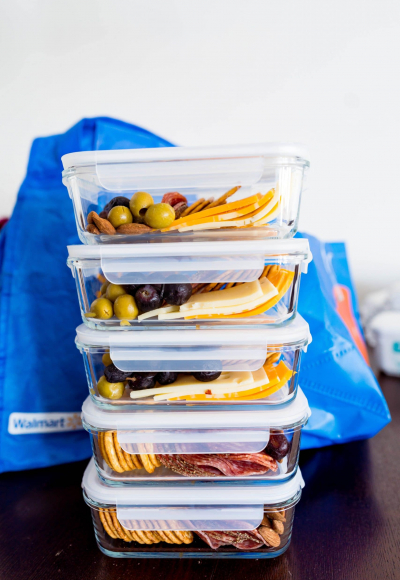 Simple Meal Prep with Walmart+